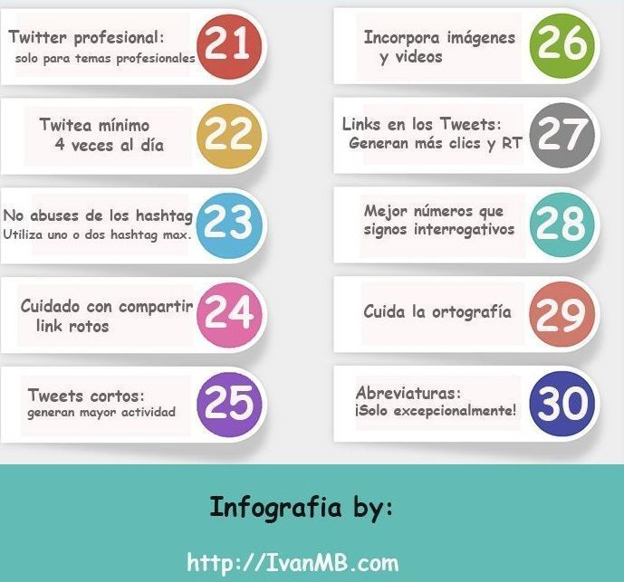 Consejos Twitter 4